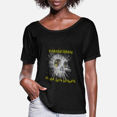 Paranormal Paranormal Is The New Normal - Women's Flowy T-Shirt