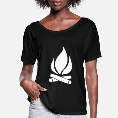 Recreational outdoor recreation - Women's Flowy T-Shirt