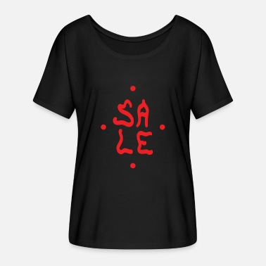 Sale Sale - Women's Flowy T-Shirt