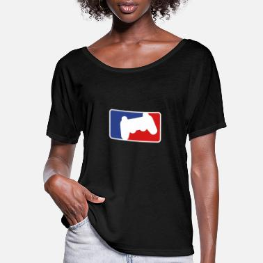 League Game Gaming League - Women's Flowy T-Shirt