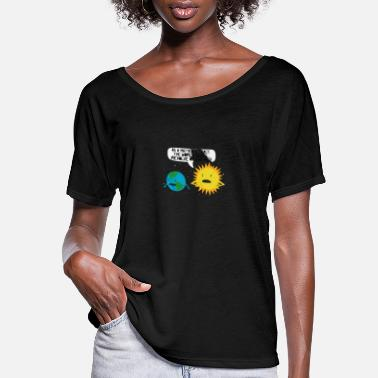 Revolver World Revolves - Women's Flowy T-Shirt