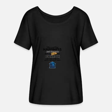 Greece Greece - Women's Flowy T-Shirt