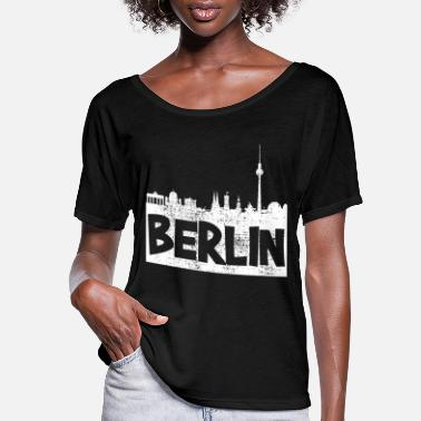Berliner Berlin Berlin Berlin - Women's Flowy T-Shirt