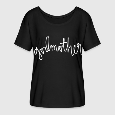 godmother - Women's Flowy T-Shirt