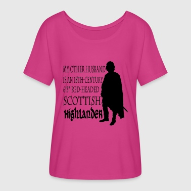 Outlander Other Husband - Outlander - Women's Flowy T-Shirt