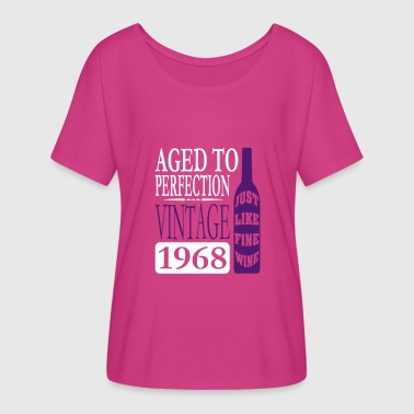 1968 Aged to Perfection - Women's Flowy T-Shirt
