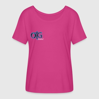 OTG Label - Women's Flowy T-Shirt