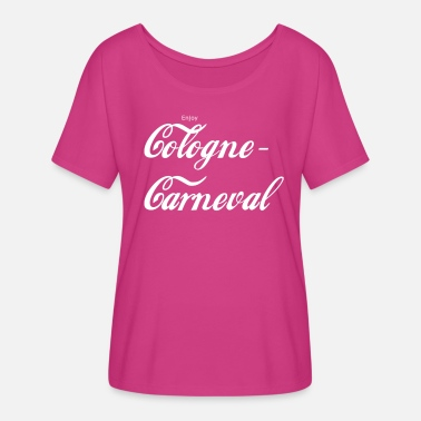 Cologne Carnival Cologne Carnival - Women's Flowy T-Shirt