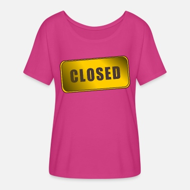 Closed CLOSED - Women's Flowy T-Shirt