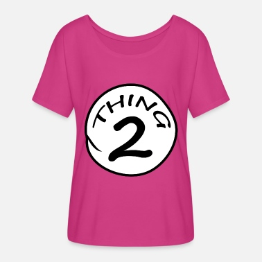 Thing Thing 2 Shirt - Women's Flowy T-Shirt