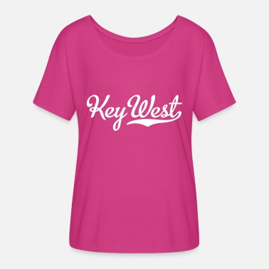 Key West - Women's Flowy T-Shirt