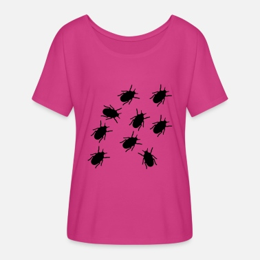 Bug Bug - Women's Flowy T-Shirt