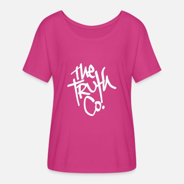 Truth The truth - Women's Flowy T-Shirt
