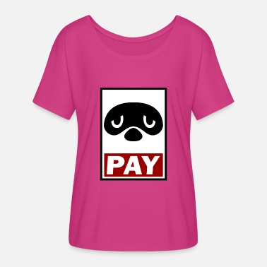Pay PAY - Women's Flowy T-Shirt