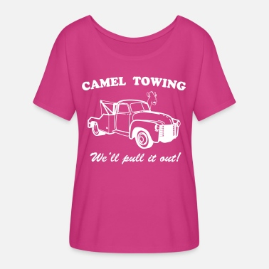 22718123 Camel Towing We'll Pull It Out! Women's Premium T-Shirt | Spreadshirt