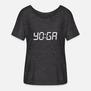 It Yoga Time YOGA TIME - Women's Flowy T-Shirt