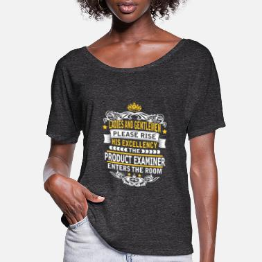 Production Year PRODUCT EXAMINER - Women's Flowy T-Shirt