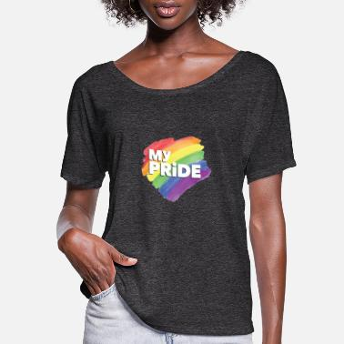 Pride Magazine Sounds Gay I m In - Women's Flowy T-Shirt