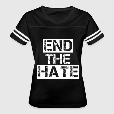 Hate Hipsters end the hate hipster t shirts - Women's Vintage Sport T-Shirt