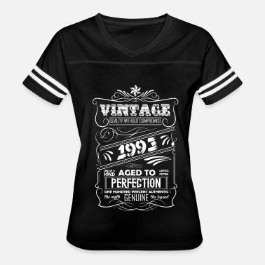 1993 Aged To Perfection Vintage Aged To Perfection 1993 - Women's Vintage Sport T-Shirt