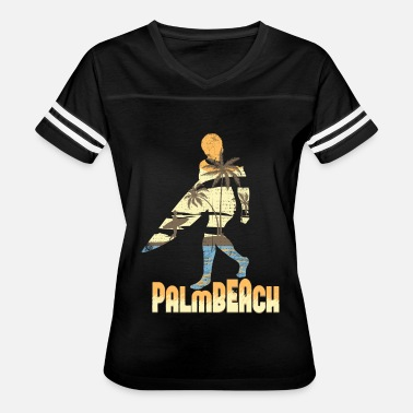 Palm Beach Palm Beach - Women's Vintage Sport T-Shirt
