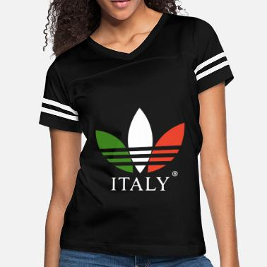 italy - Women's Vintage Sport T-Shirt