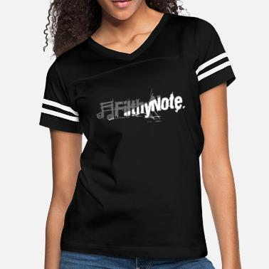 Note Clue filthy note - Women's Vintage Sport T-Shirt