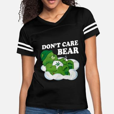 Care Don't care bear shirt - Women's Vintage Sport T-Shirt