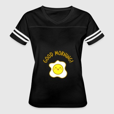Fries Kids fried egg - Women's Vintage Sport T-Shirt