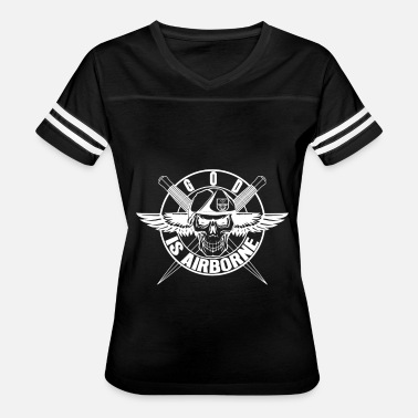 Flags Marines Royal Marines - Women's Vintage Sport T-Shirt