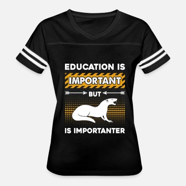 Mongoose Mongoose Is Importanter Shirt - Women's Vintage Sport T-Shirt
