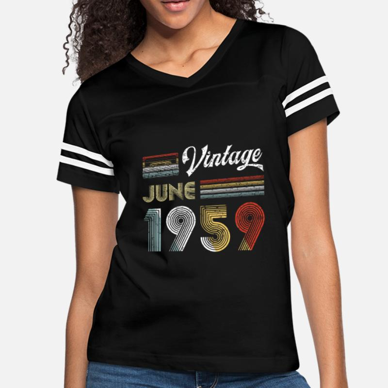 4e9058e7 Shop June 1959 T-Shirts online | Spreadshirt