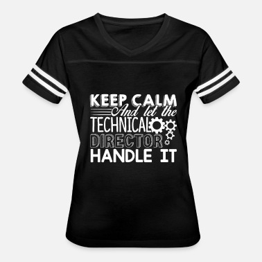 Technical Director Gift Technical Director Jobs Shirt - Women's Vintage Sport T-Shirt