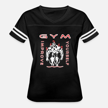 Fitness Center Fitness center - Women's Vintage Sport T-Shirt