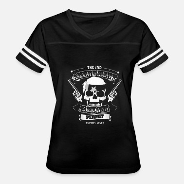 Gun Rights Gun T Shirt - Women's Vintage Sport T-Shirt