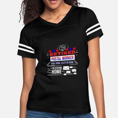 e85b89278a Postal Worker Retirement Retirement Post Office Retired Postal Worker Gift  - Women's