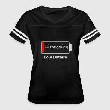Ream Low Battery of reaming - Women's Vintage Sport T-Shirt