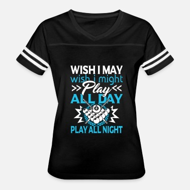 Billiards Apparel For Billiards Shirt - Women's Vintage Sport T-Shirt