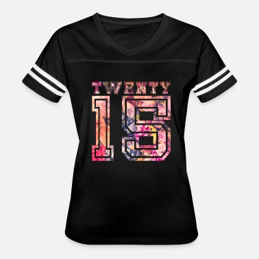 Twenties Twenty 2015 - Women's Vintage Sport T-Shirt