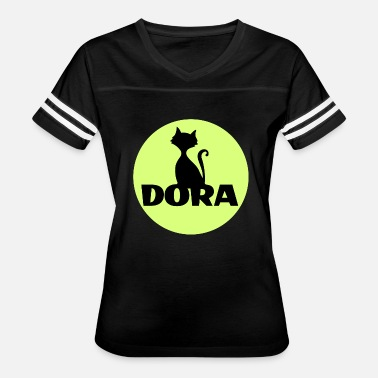 First Name Dora first name - Women's Vintage Sport T-Shirt
