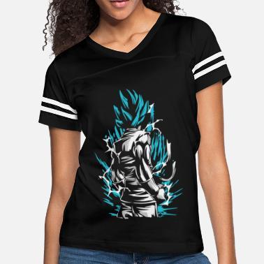b0f400fc3e2 Son Goku Dragon Ball - Goku SSB - Women's Vintage Sport T. Women's  Vintage Sport T-Shirt