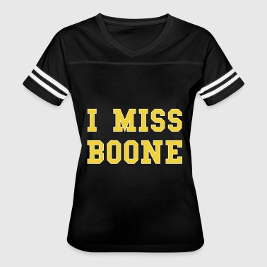 Fucked Mi I mis boone hipster t shirt - Women's Vintage Sport T-Shirt