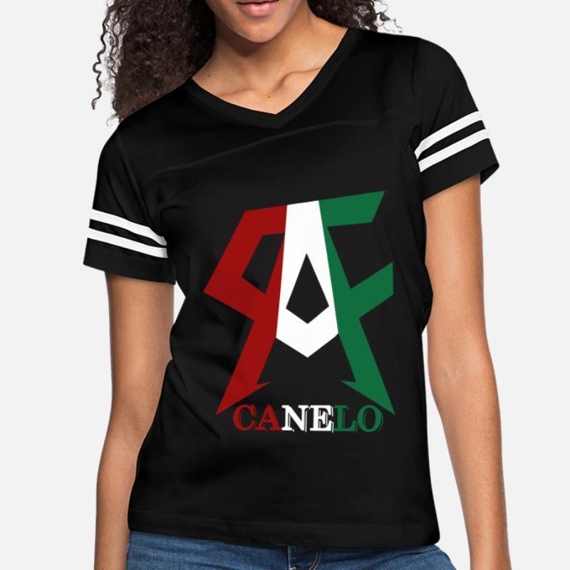 3a71e2c2b Shop Canelo T-Shirts online   Spreadshirt