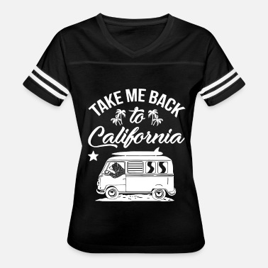 California Dream Take me back to california - Women's Vintage Sport T-Shirt