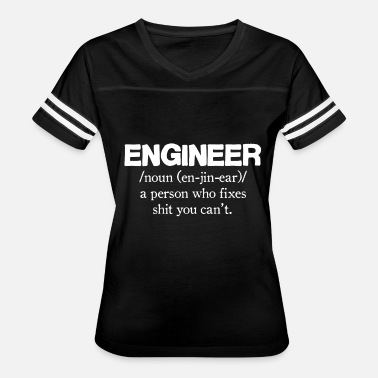 Engineer Mens Funny Gift For Dad Him Engineer T Sh - Women's Vintage Sport T-Shirt