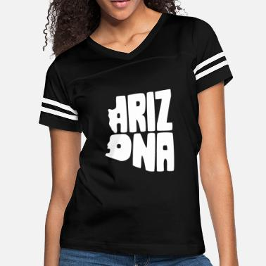 Word Art Arizona State Word Art - Women's Vintage Sport T-Shirt