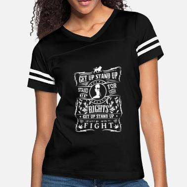 Awesome Rights Stand up for your rights awesome - Women's Vintage Sport T-Shirt