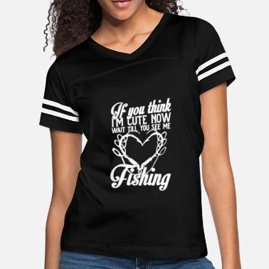 Screenshot Screenshot Me Fishing Shirt - Women's Vintage Sport T-Shirt