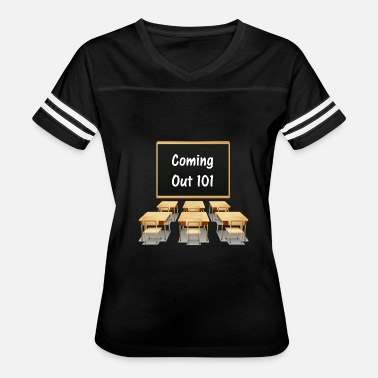 Coming Out Closet coming out 101 - Women's Vintage Sport T-Shirt