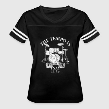 Drums - Women's Vintage Sport T-Shirt